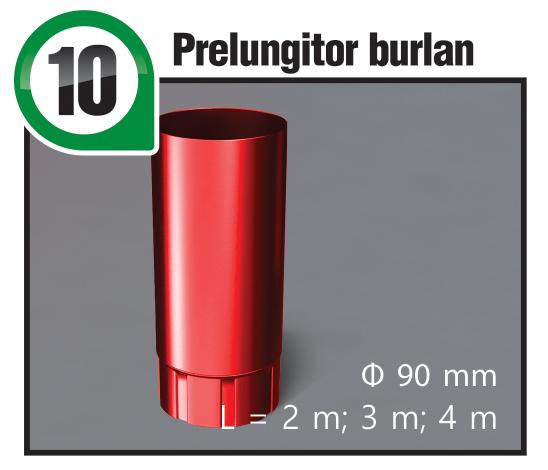 prelungitor-burlan