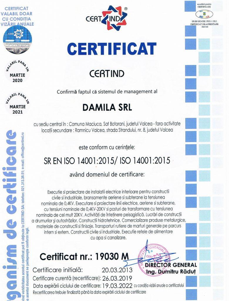 Certificat-Mediu-Damila-2019